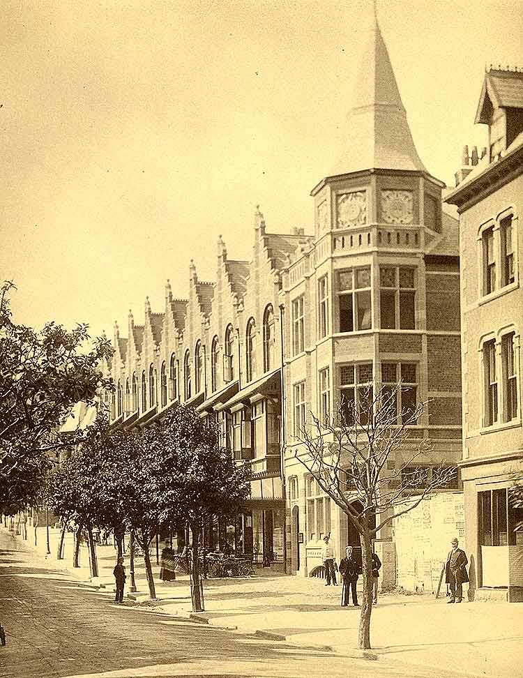 Former Municipal Building