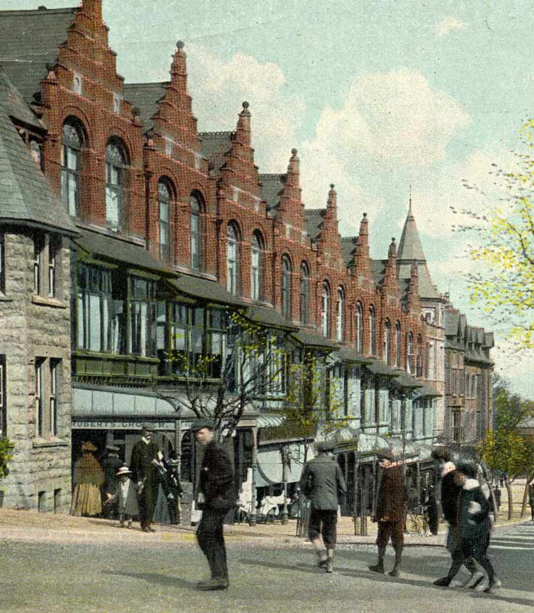 Queen Buildings