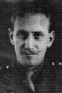 Captain Harry Parker