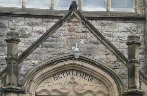 Bethlehem-stonework