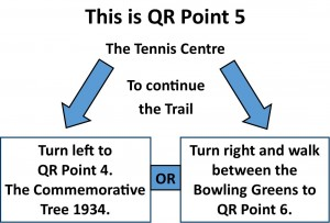 QR Point 05 Tennis Centre