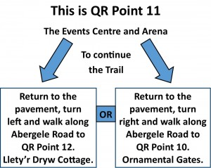 QR Point 11 Events Centre