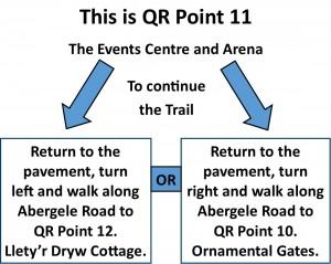 QR Point 11 Events Centre