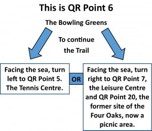 QR Point 6 Bowling Greens