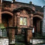 <!--:en-->Police Station and Town Hall<!--:--><!--:cy-->Gorsaf yr Heddlu a Neuadd y Dref<!--:-->