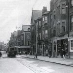 Conway Road Trams