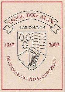 Ysgol-Bod-Alaw-Cover