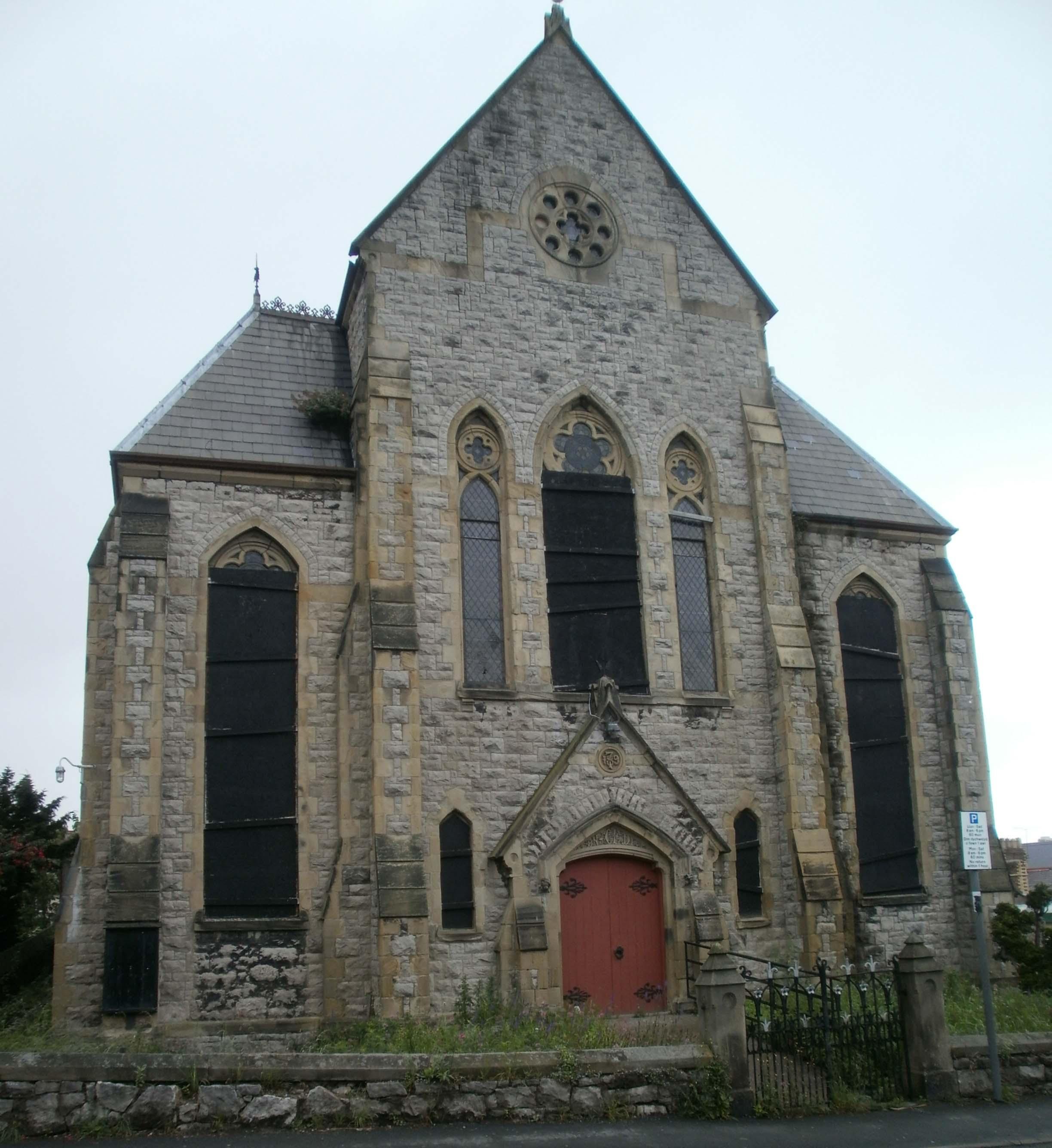Engedi Welsh Methodist Chapel Colwyn Bay Heritage