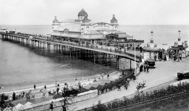 Pier Pavilion