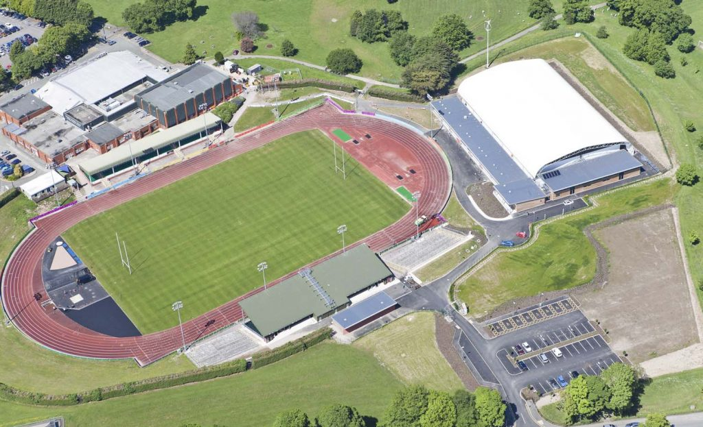 Eirias Park Events Centre