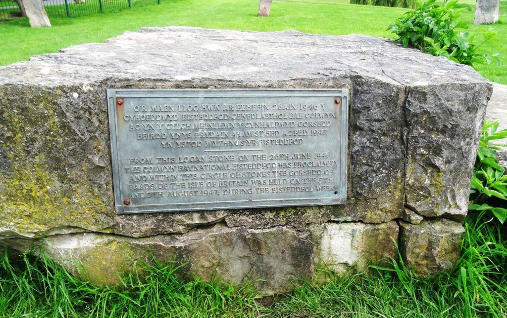 Gorsedd Stone Circle