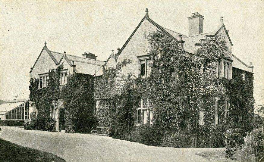 By kind permission of Denbighshire Archive Service Llety'r Dryw Hall