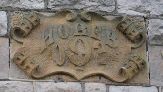 Capel Horeb, 1902.