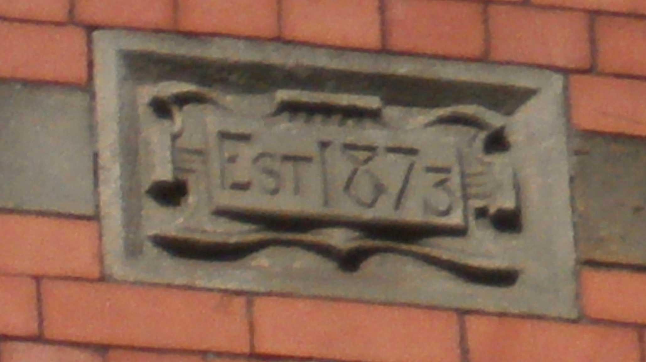 Est. 1873.