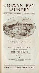 Laundry, 1911-12.