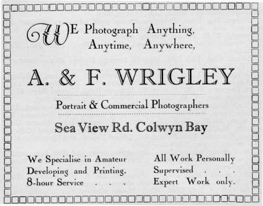 A. & F. Wrigley