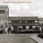 St. John's Church, Station Road, Old Colwyn