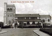 St. John's Church, Station Road, Old Colwyn