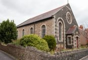 Calfaria Welsh Baptist Chapel, Princess Road, Old Colwyn