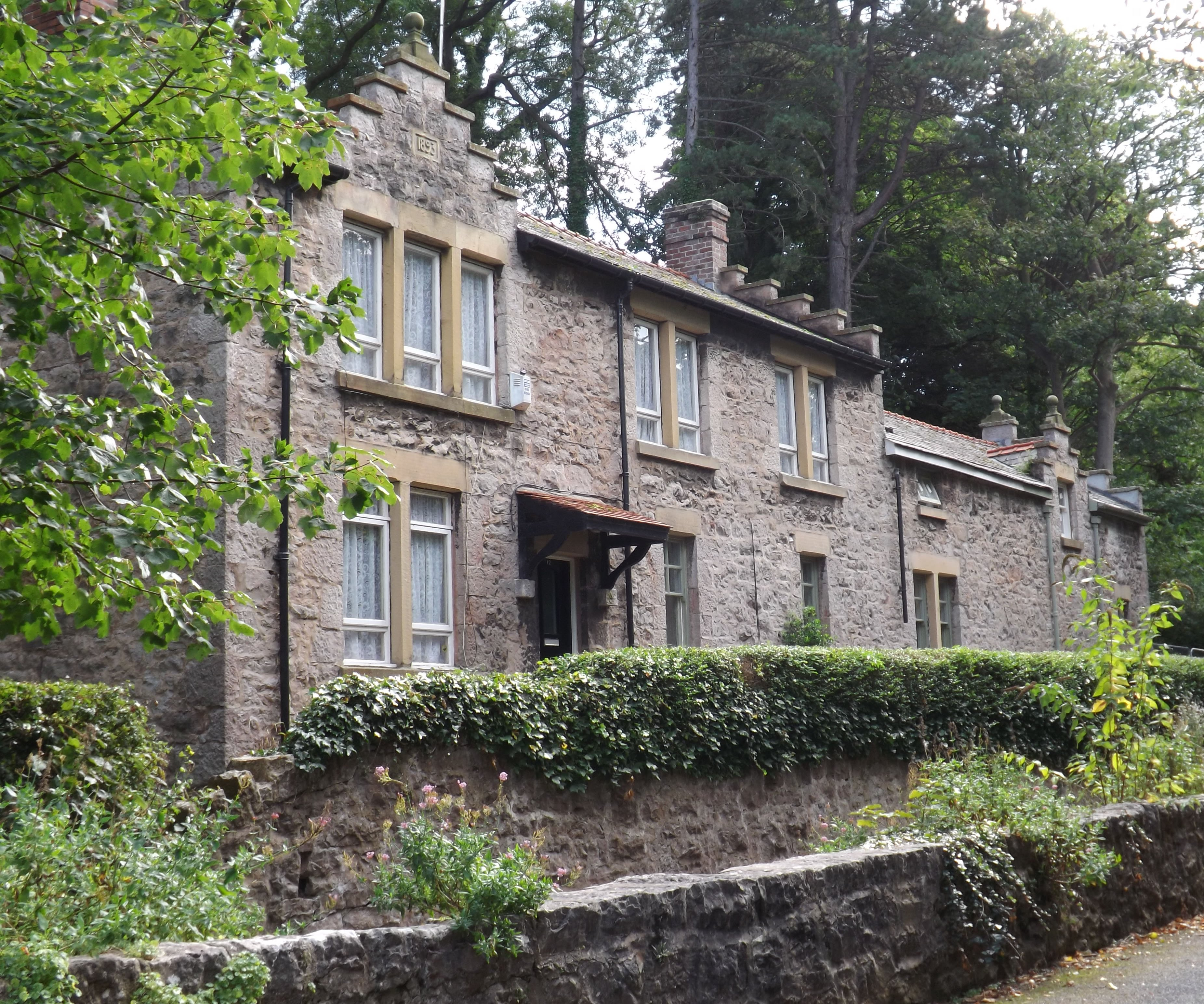 Strange Coach House To Tan Y Coed Mansion Beach Road Old Colwyn Download Free Architecture Designs Embacsunscenecom